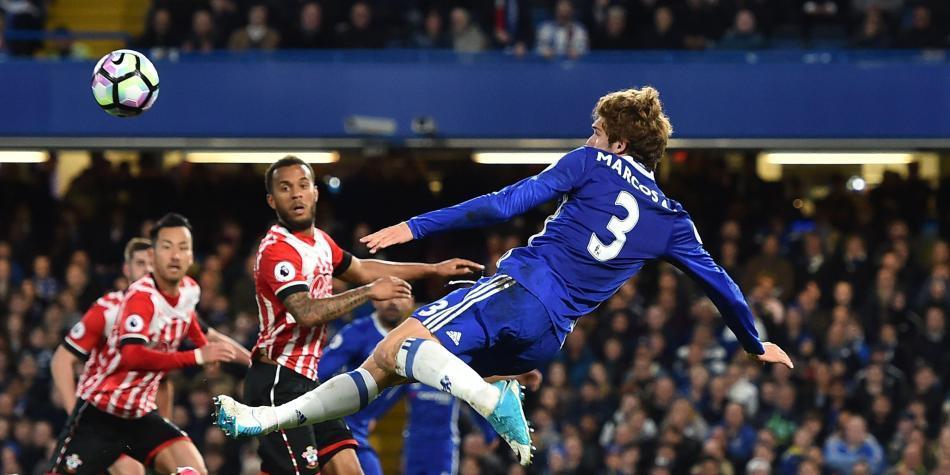 Chelsea da un gran paso al título de la Premier