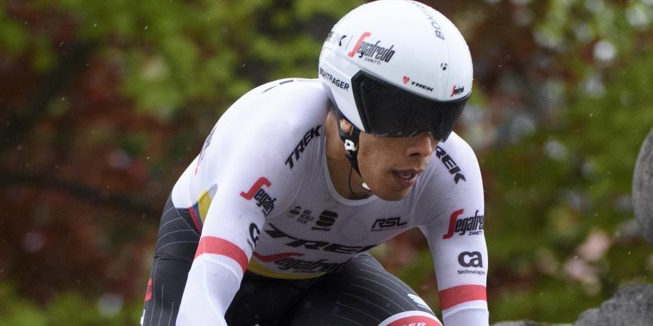 Froome, por su tercer Tour de Romandía — COLOMBIA