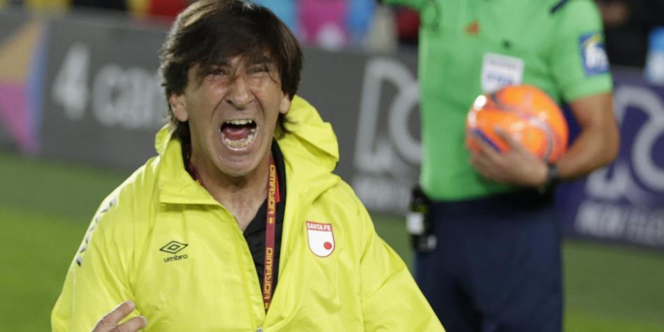 Oficialmente Gustavo Costas deja de ser técnico de Santa Fe