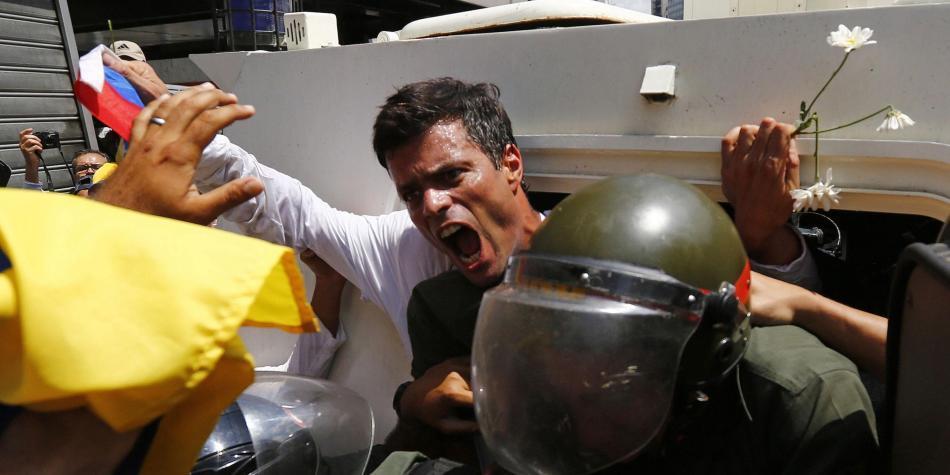 Lilian Tintori logra entrar a Ramo Verde para ver a Leopoldo López