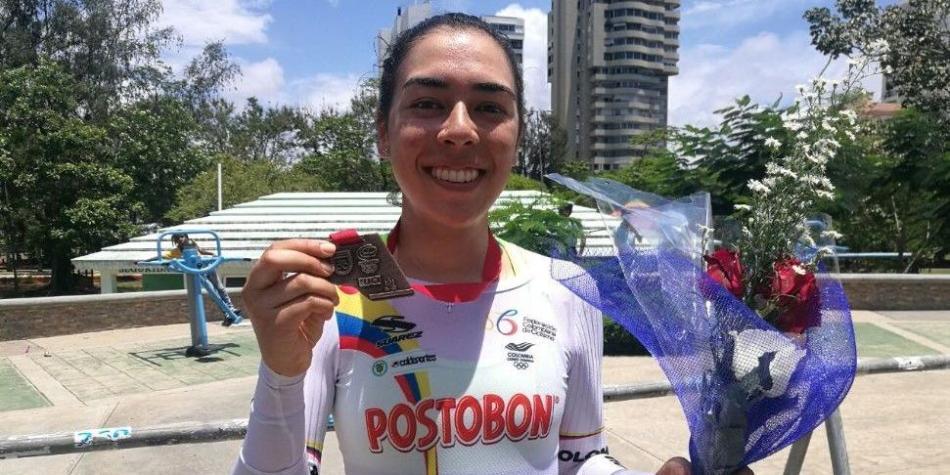 Rodríguez brilla en Panam de Ciclismo de Ruta