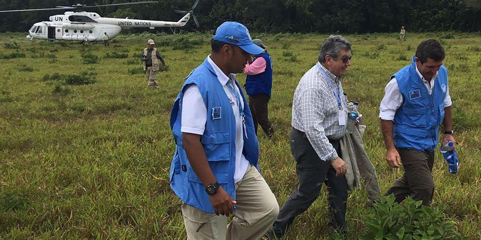 Consejo de la ONU en Colombia