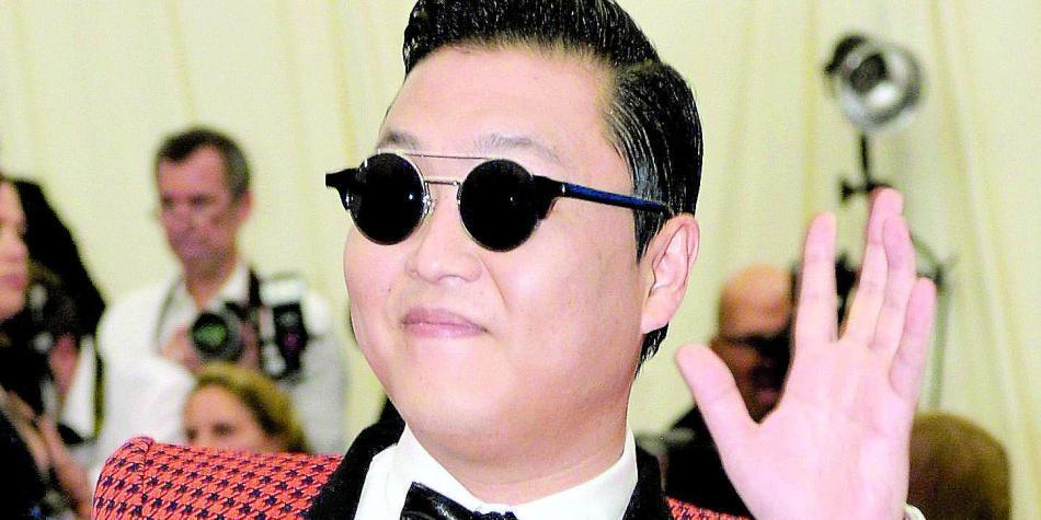 Psy presenta nuevo disco y dos sencillos