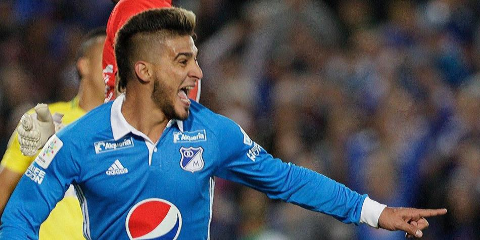 Millonarios apelará decisión de la Dimayor en contra de Jacobo Kouffaty