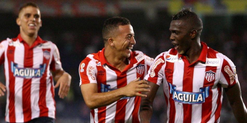 Junior venció 2-1 al Pasto en el estadio Departamental Libertad
