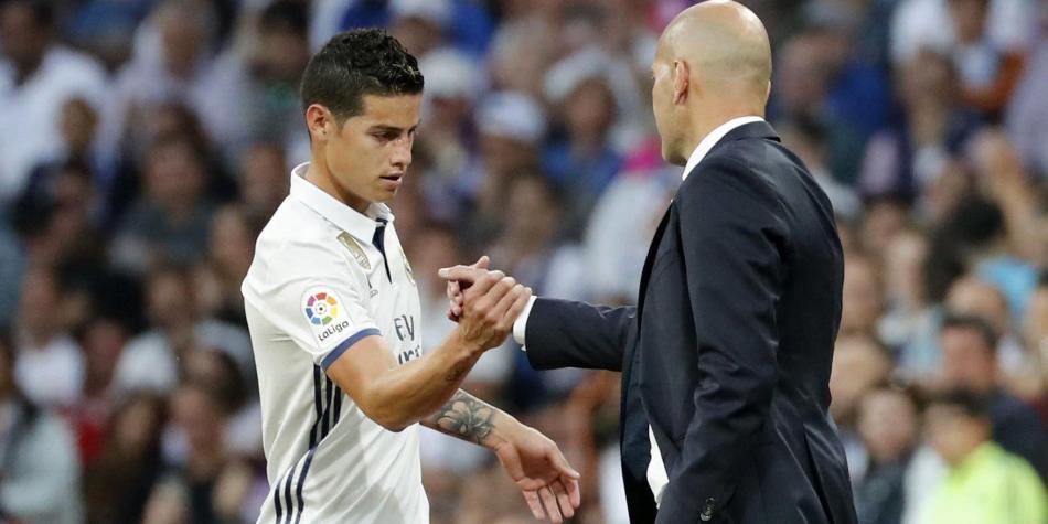 Casos para James: hay vida después del Real Madrid