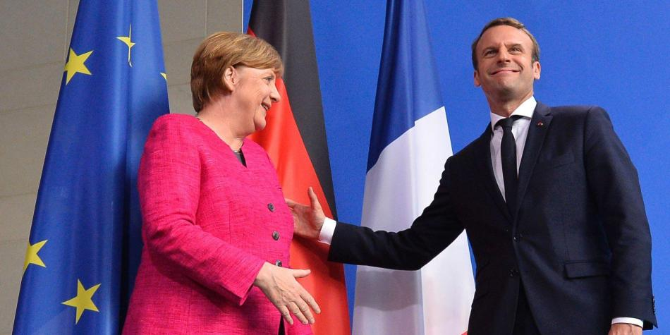 Macron nombra como primer ministro al conservador Édouard Philippe