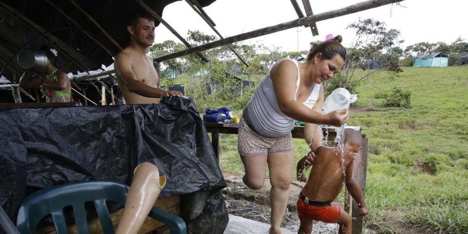 Censo establece que 16 ecuatorianos militan en FARC