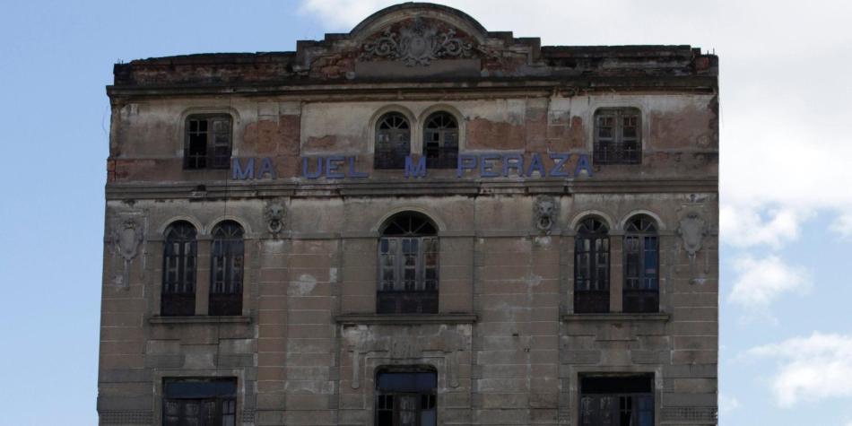 Primer edificio alto de Bogotá