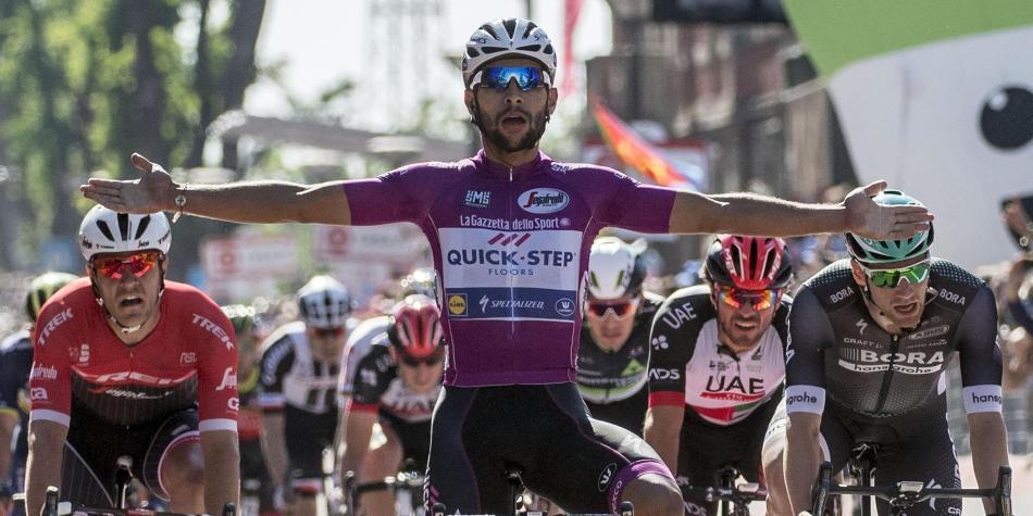 Giro de Italia 2017.