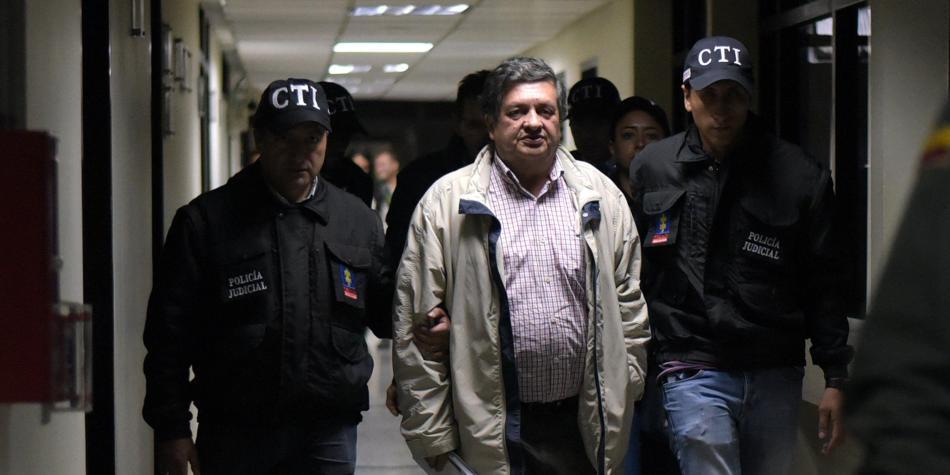 El escándalo de corrupción Llanopetrol salpica a Alán Jara