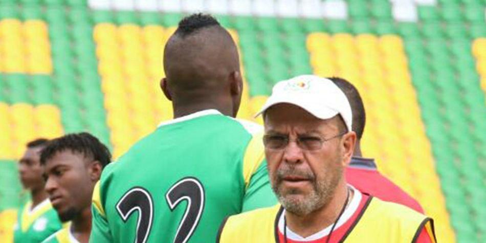 'Cheche' Hernández es nuevo técnico del Deportes Tolima