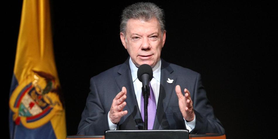 Santos pide respeto internacional a fallos de la justicia colombiana