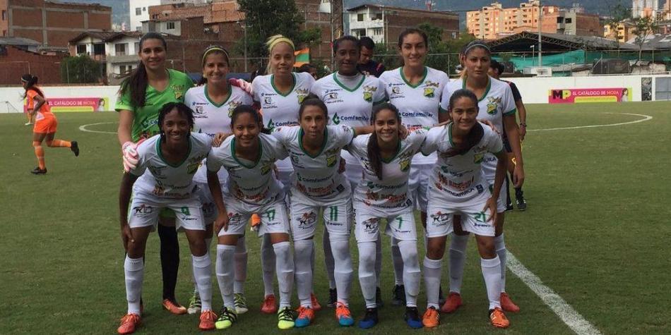Bucaramanga, rival de Santa Fe en semifinales de la Liga Femenina