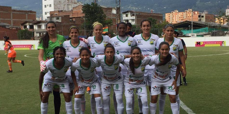 Liga Femenina: Santa Fe y Huila toman ventaja en semifinales