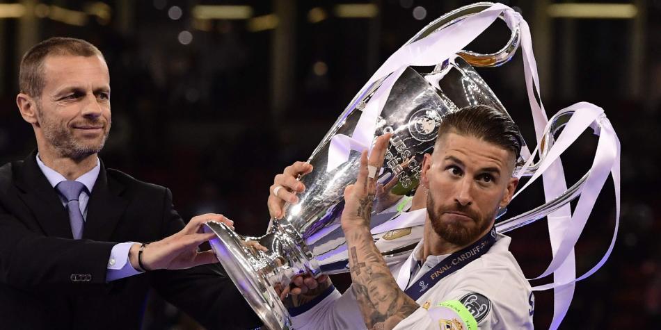 Real Madrid se proclama campeón de la Champions