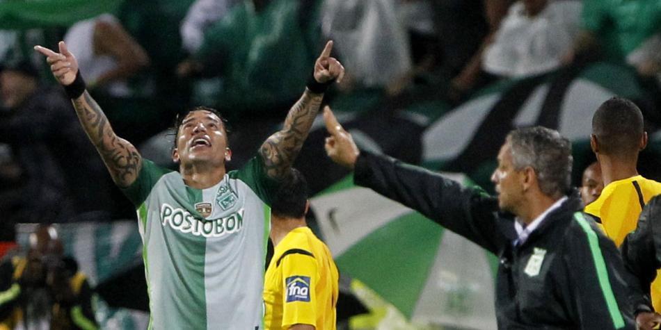 De infarto: al último minuto Nacional ganó 1-0 y eliminó a Millos