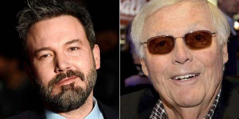 Ben Affleck y Adam West