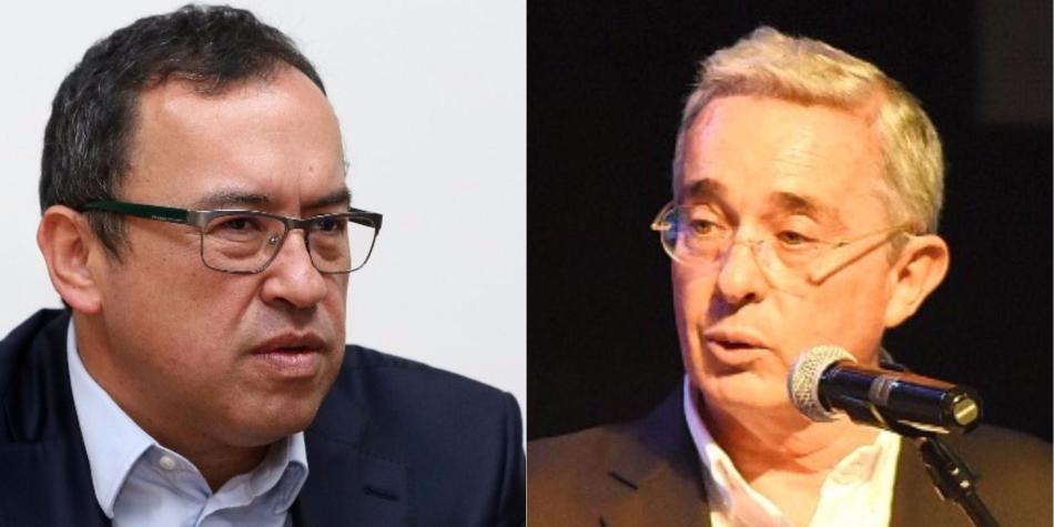 Choque entre Alfonso Prada y Álvaro Uribe por Belén de Bajirá