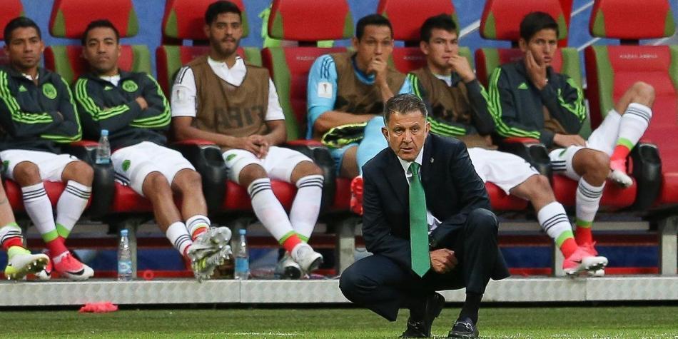 Osorio cree que el Tri puede ganar ante Nueva Zelanda y Rusia