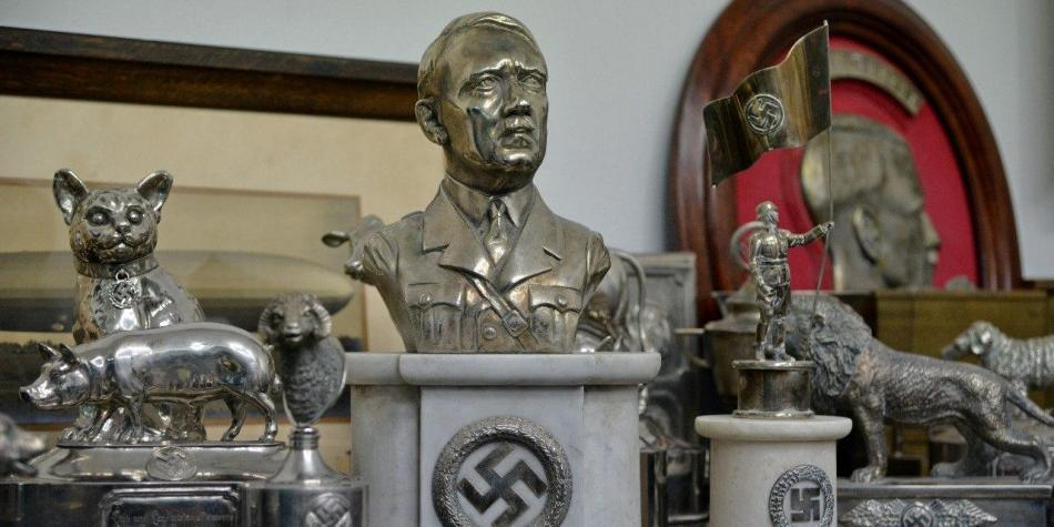 Encuentran tesoro Nazi en Argentina con objetos de Hitler (FOTOS)