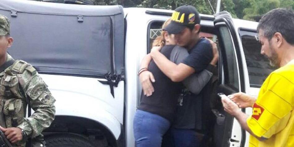 Rescatan a joven secuestrado en Buenaventura