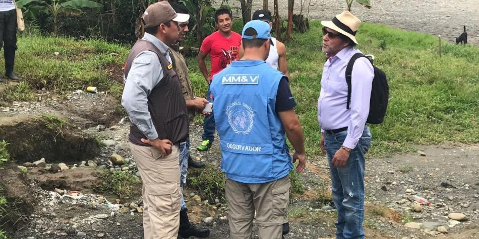 ONU certifica entrega de más de 7 mil armas de las FARC