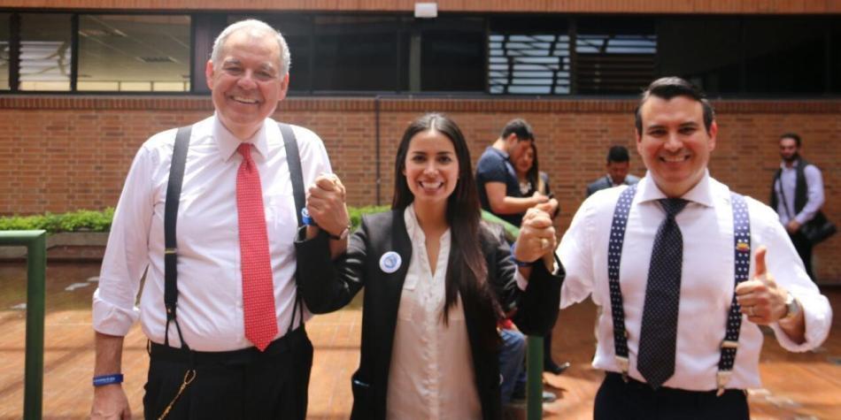 Exprocurador Alejandro Ordoñez comenzó su campaña a la Presidencia