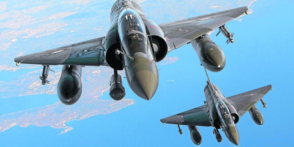 Vídeo: B-52 de EEUU sobrevuelan mar de la China Meridional