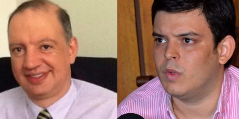 Darío Bazzani y Alejandro Lyons