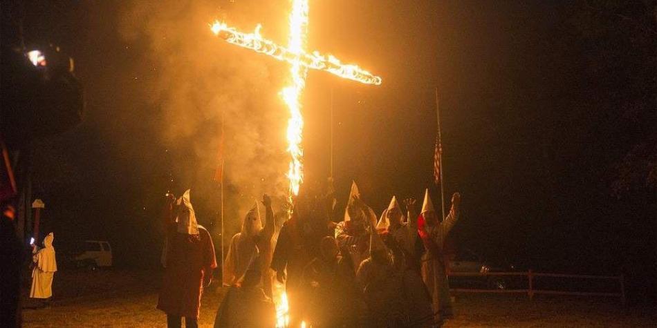 ¿Qué es el Ku Klux Klan?, su historia e ideología - EEUU y