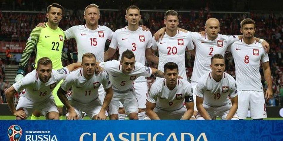 Resultado de imagen para selección de fútbol Polonia Copa Mundial 2018