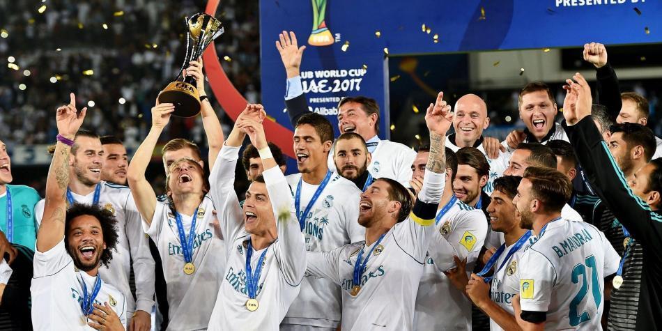 Resultado de imagen para REAL MADRID 2017 mundial de clubes