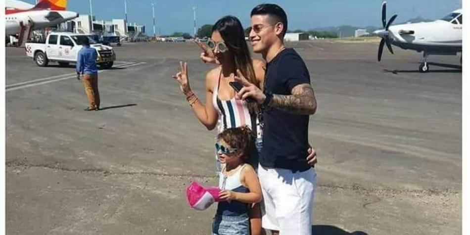 James Rodríguez Y Daniela Ospina Juntos En Navidad Habrán Vuelto