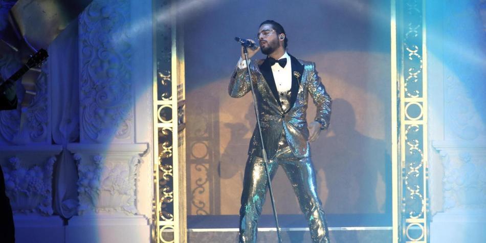 ee2755dc78 Maluma cantó y desfiló en la pasarela de Dolce & Gabbana en Milán - Gente -  Cultura - ELTIEMPO.COM