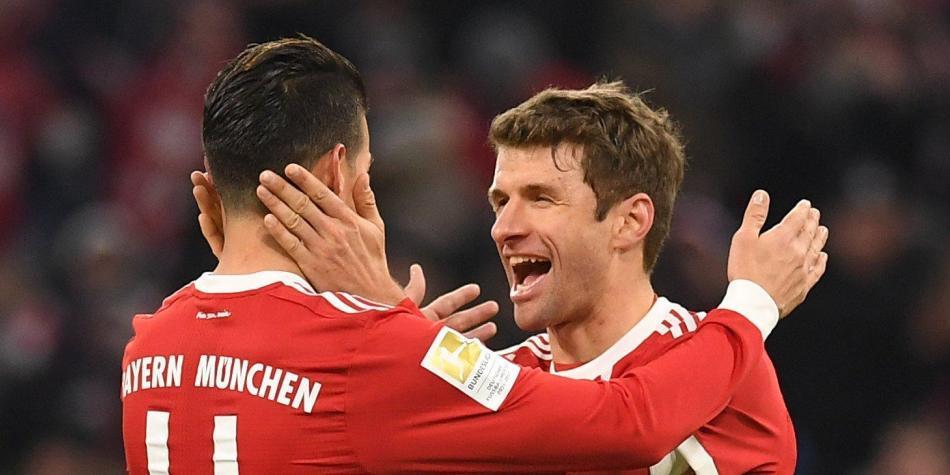 James y Müller
