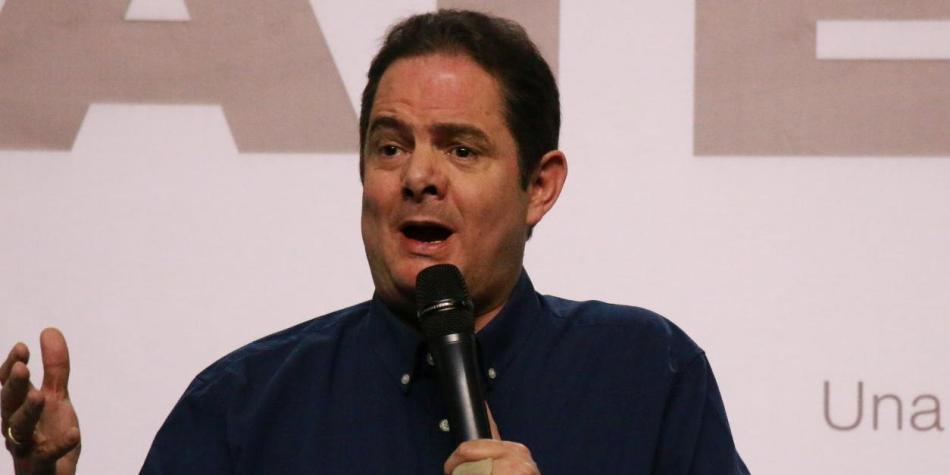 Germán Vargas Lleras en debate