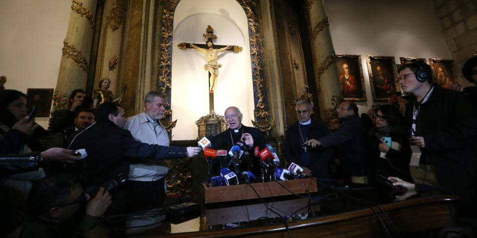 Resultado de imagen para iglesia chilena