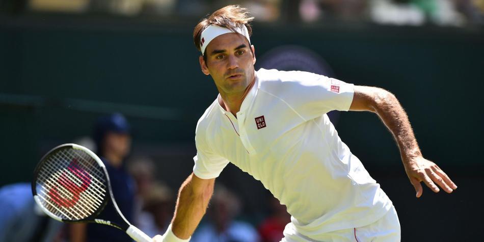 producto caliente múltiples colores diseño profesional Roger Federer dejó con contrato con Nike y ahora viste ropa ...