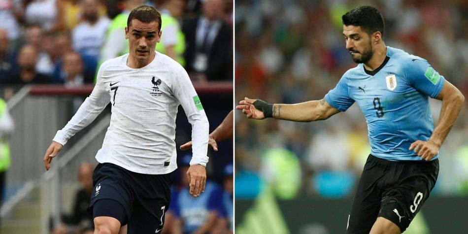 Resultado de imagen de uruguay francia