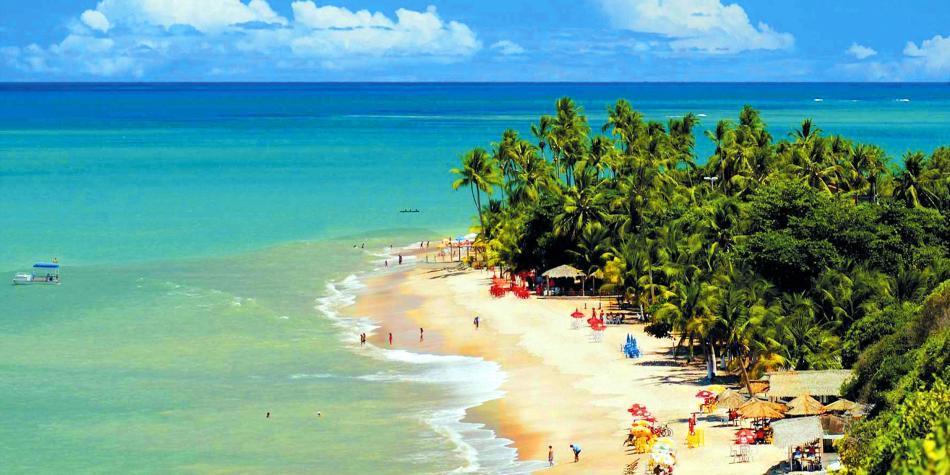 playas en João Pessoa
