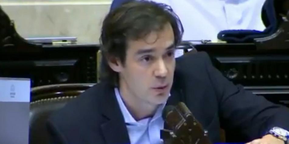 Diputado argentino