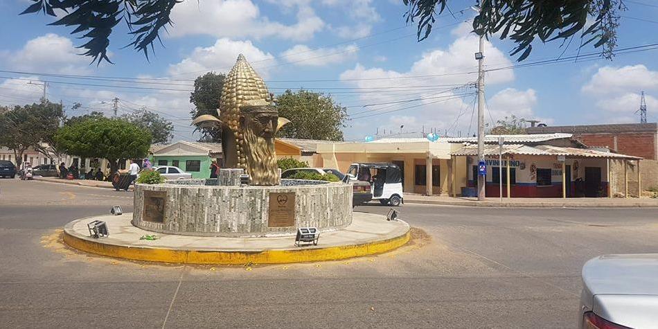 En Maicao, glorieta hecha con recursos de regalías será removida ...