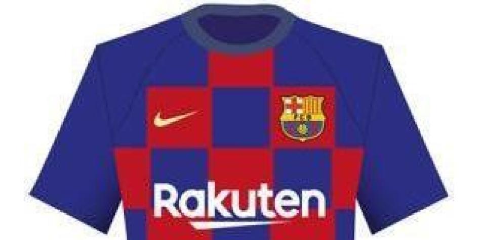 uniforme del Barcelona deportivas