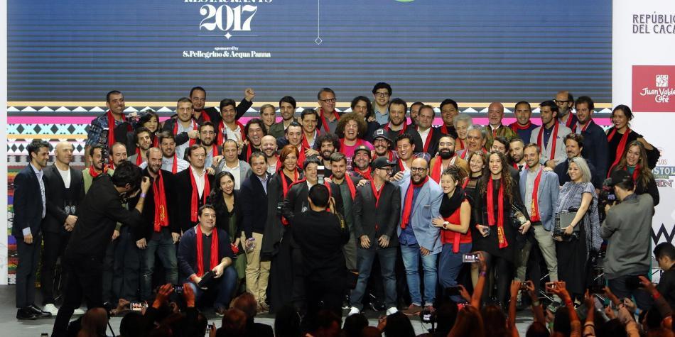América Latina se prepara para conocer sus mejores 50 restaurantes