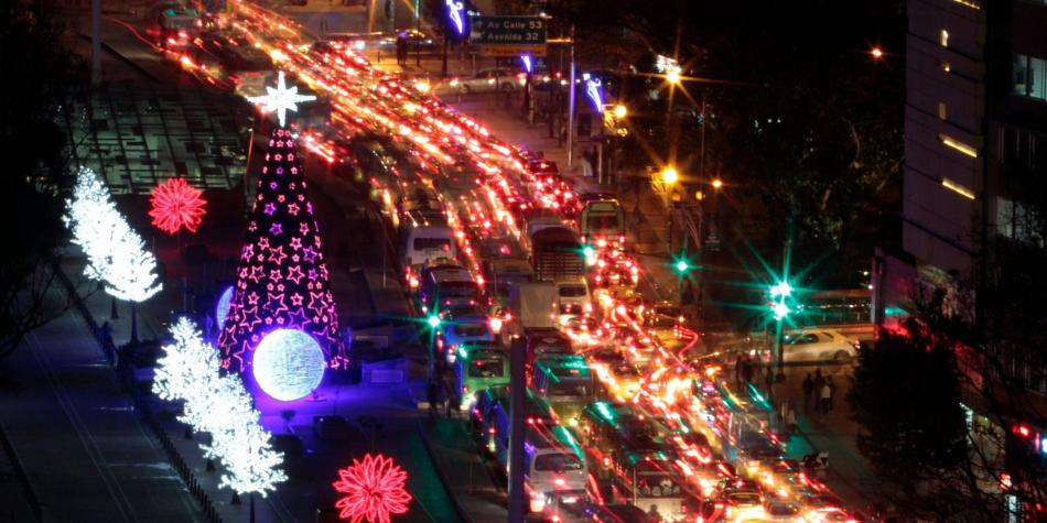 d9de18c2152 cuando prenden el alumbrado navideño en Bogotá - Bogotá - ELTIEMPO.COM