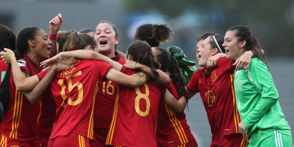 Selección de España es la campeona del Mundial femenino Sub 17 ... c3b9a7edd54f8