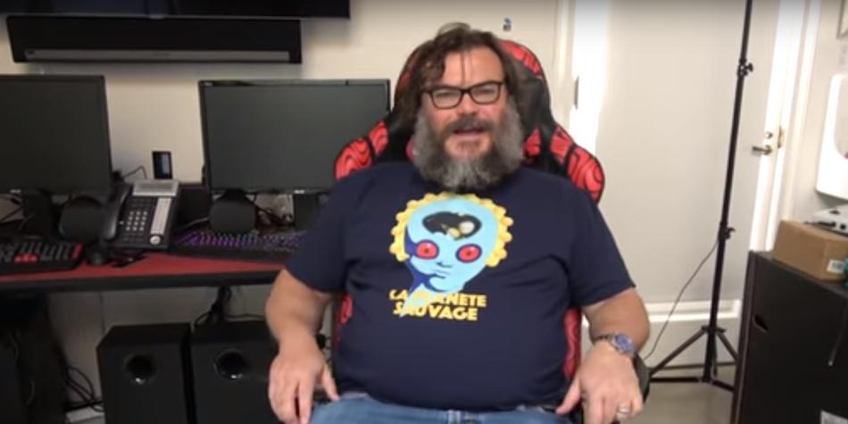 f3048f78f1f El actor estadounidense abrió un canal de YouTube y promete contenidos  semanales sobre videojuegos.
