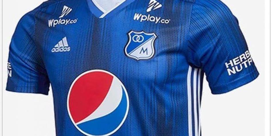 Se filtra la nueva camiseta de Millonarios para 2019 - Fútbol ... d94c7a4400e65