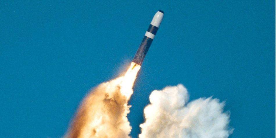 BBC Mundo: Misil Trident II D5.